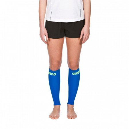 Arena Carbon Compression Leg Sleeves Unisex