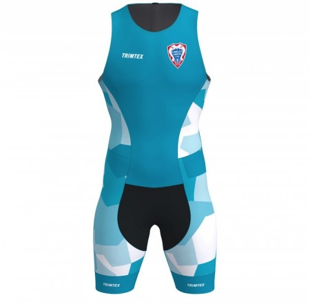 Triatlon ITU skinsuit - Herre